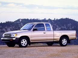 toyota trucks tacoma 1999 toyota tacoma overview cars com