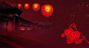 lanterns new year lanterns new year lantern festival day background