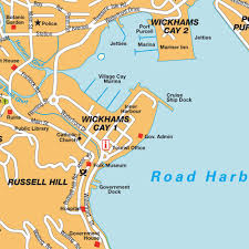 Map Of The Virgin Islands Map Road Town British Virgin Islands Maps And Directions At Map