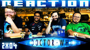 doctor who 2x4 reaction
