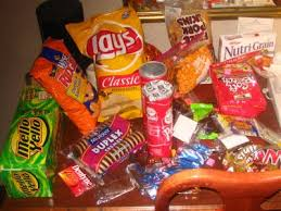 Junk Food Gift Baskets National Junk Food Day What Your Favourite Snack Says About Your