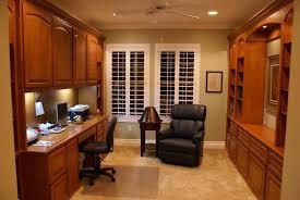 Custom Office Cabinets Built In Desk Unit Dutch Haus Custom Furniture Sarasota Florida