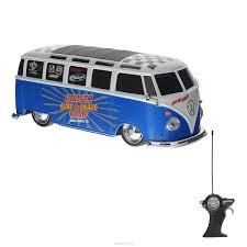 volkswagen maisto купить maisto радиоуправляемая модель volkswagen van samba цвет