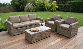 Rattan Garden Furniture Garden Sofa With Lavish Design To Add Style And Comfort Latest
