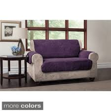 Sofa Protector Furniture Cover Sofa U0026 Couch Slipcovers Shop The Best Deals For