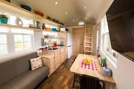 tiny farmhouse teeny tiny farmhouse on wheels has all the charm of a big