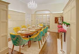 Yellow Dining Room Ideas Yellow Dining Room Chairs Modern Design With Chairs Surripui Net
