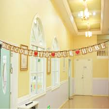 Welcome Home Decorations Compare Prices On Welcome Home Bunting Online Shopping Buy Low
