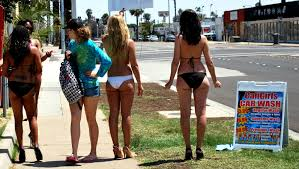 lexus carlsbad car wash justacargal california girls carwash