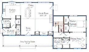 small vacation home floor plans small barn house plans