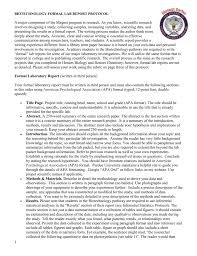 Writing Apa Style Paper Buy A Essay For Cheap Writing A Lab Report In Apa Format