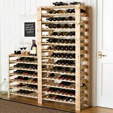 Barn Board Wine Rack Wine Racks Williams Sonoma