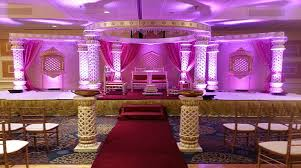 hindu decorations for home hindu wedding stage decorations walima nikaha prasangdecors