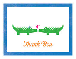 online thank you cards 904 paper co wedding thank you cards gators online store
