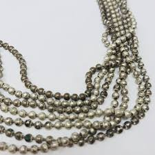 multi chain necklace images Multi strand ball chain necklace meredith kahn jewelry jpg