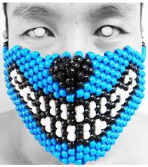 kandi mask awesome kandi masks for sale online festival fanatics