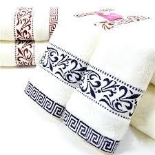 decorative bathroom towelssea bath towels cotton decorative