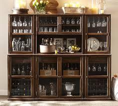 Bar Hutch Cabinet Cabinet Bar Furniture Pottery Barn
