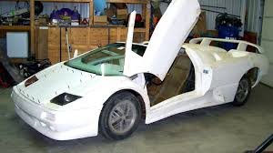 lamborghini kit car for sale 1987 lamborghini diablo roadster replica kit car replica cars