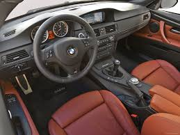 Bmw Interior Options Bmw M3 Coupe Us 2008 Pictures Information U0026 Specs
