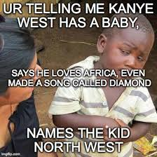 Skeptical African Kid Meme - third world skeptical kid meme imgflip