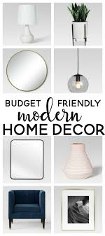 Target Home Decor My Favorite Modern Home Decor From Target