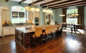 kitchen cabinet bench seat beautiful kitchen islands with bench seating designing idea