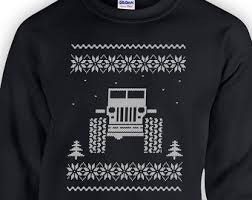 jeep christmas shirt jeep ugly christmas sweater 4x4 wrangler gift giving holiday season