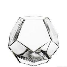 Tall Rectangular Glass Vase Modern Vases Allmodern