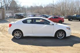 2006 scion tc white coupe used car sale