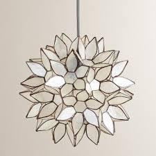 lotus flower chandelier buscar con google lamparas pinterest