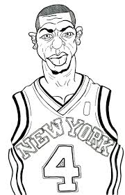 nba coloring pages nba players contegri com