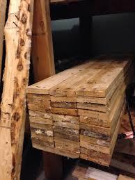 Reclaimed Wood Shelf Diy by Reclaimed Pallet Wood Diy Floating Bathroom Shelves Diy At