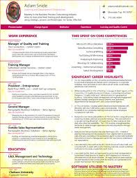 Marissa Mayer Resume My Attempt Towards A One Page Resume And Why Adam Snide