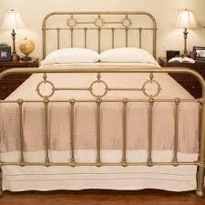 brass king size beds you u0027ll love wayfair