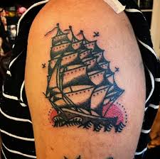 50 incredible ship tattoos ideas and designs 2017 page 3 of 5