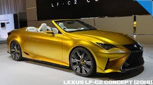lexus lf lc rc lexus lf fc lexus lf c2 lexus lf lc concept 2016 youtube
