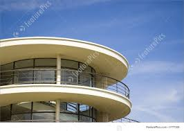 art deco balcony architectural details art deco balcony stock picture i1777509 at
