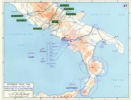 Italian Map Part Ii The Allies Gain Momentum Ww2 Resource