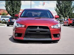 lancer mitsubishi 2014 2014 mitsubishi lancer evolution mr for sale in reno nv stock