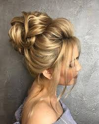 bridal hair bun wedding hairstyle for hair wedding hair bun fabmood