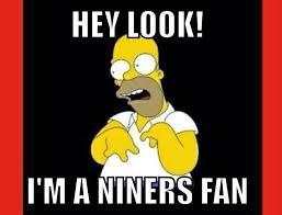 Niners Memes - 22 meme internet hey look i m a niners fan