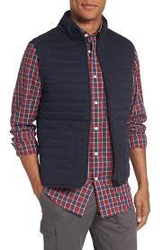 men u0027s vests denim down puffer vests for men nordstrom