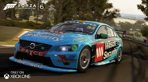 volvo v8 here u0027s a reason to care about forza 6 it u0027s got bathurst and v8 u0027s