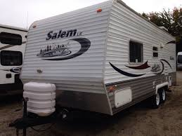 Salem Rv Floor Plans by 2006 Forest River Salem 20fb Travel Trailer East Greenwich Ri