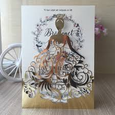 Cheap Wedding Invitation Cards Online Get Cheap Metallic Invitations Aliexpress Com Alibaba Group