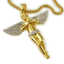 angel necklace pendant images Guardian angel jewelry pendants charms come with free necklaces jpg