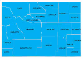 Sheridan Wyoming Map Wyoming Home Page Experience Works