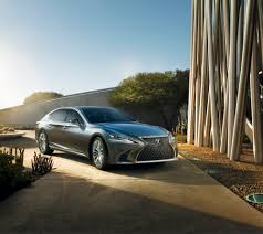 lexus build and price canada first look 2018 lexus ls 500 canadian auto review