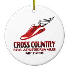 cross country ornaments keepsake ornaments zazzle